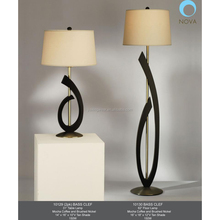 Various styles Good wholesale small bedroom table lamps