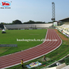 iaaf sports rubber athletic track, synthetic running track