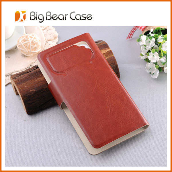 universal protective phone leather case for acer liquid z2