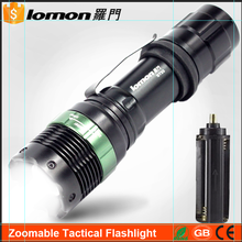 Long Distance Hunting Manufacturers Strong Light Rechargeable Battery Japan Made Led Torch Light