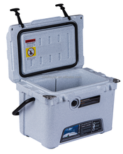 45 quart ice chest coolers box with military-grade nylon rope handles
