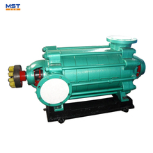 BK05B 200bar 200 hp high pressure horizontal centrifugal multistage multi stage water pump