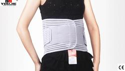 gray ribbon fish with pads Waist Trimmer Belt
