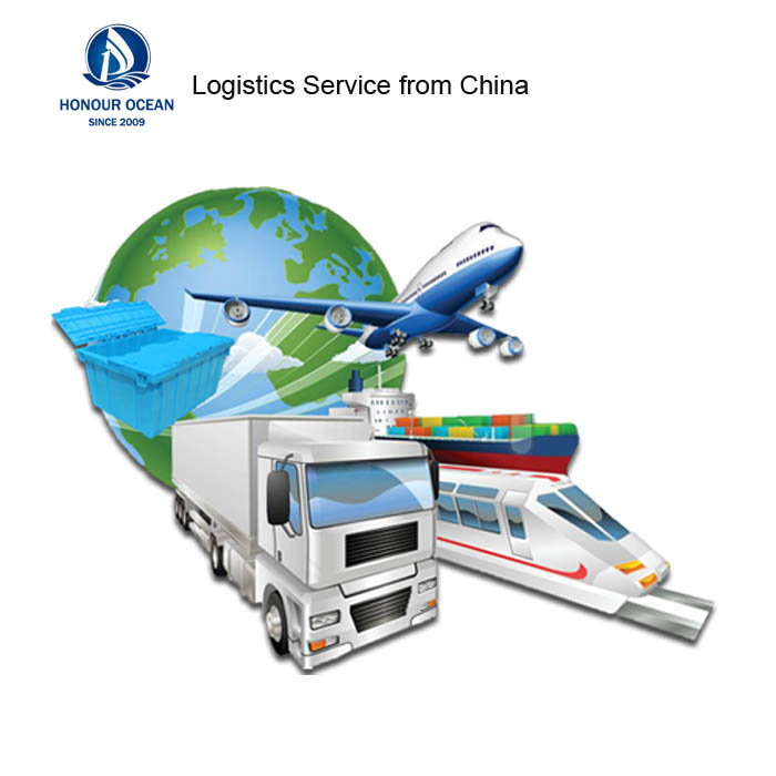 China to USA fast low price amazon dropship company door to door delivery service
