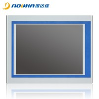 "15 inch lcd monitor, 15"" panel mount industrial lcd monitor,1024*768,DC12V,"