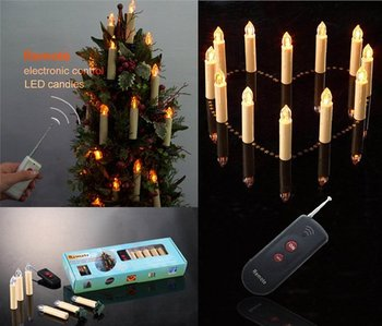 Remote Control Candle--24 candle socket