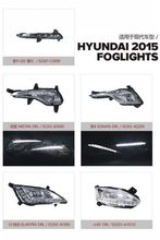 Hot Selling New Style 2015 Sonata 9 daytime running light