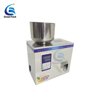 small filling weighing dry powder dispensing machine