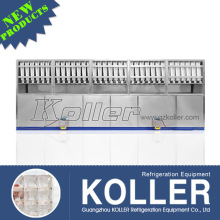 KOLLER 10000kg ice capacity cube ice mahine famous in the world