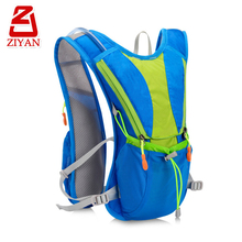 Multi pockets sport camel backpack bag 2L water bladder running cycling waterproof hydration backpack with bladder bag