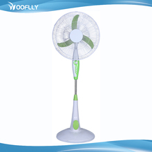 2017 Most Popular with cross base stand fan wind tunnel standing wholesale swinging