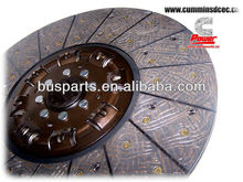 New year for promotion!!! Chinese new model 140~420P prices yutong bus coach bus spare parts clutch disc on sale