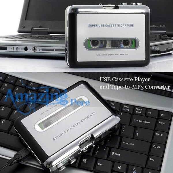 High Quality!Best Price For Cassette Tape To MP3 Converter Capture Adapter Digital Audio Music Player