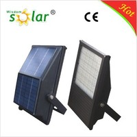 super bright hight lumens solar power outdoor led sign light