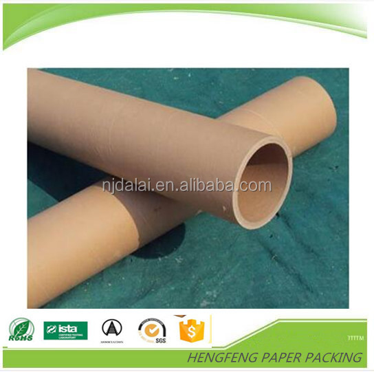 Factory direct competitive price craft paper fabric cardboard tubes