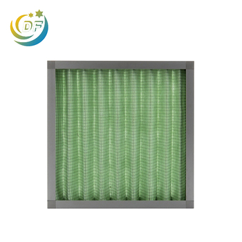 High Performance Pleated HVAC Furnace Air Filters merv 15 16x25x1 filter