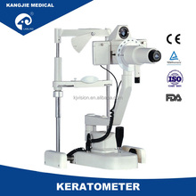 High Quality Keratometer KJ-K38, Corneal Curvature Tester, Ophthalmic Equipment