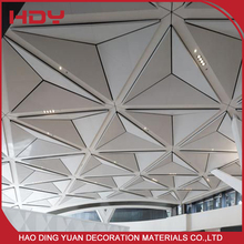 Non Standard High Quality Outdoor Aluminum Ceiling Panel