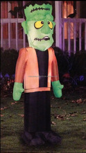HALLOWEEN INFLATABLE 6' FRANKENSTEIN YARD PROP DECORATION