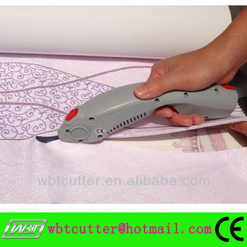 electric fabric tailor scissors