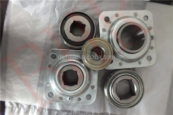 High Precision AA205dd GW214PPB3 Agricultural Bearings units fafnir disc harrow bearing