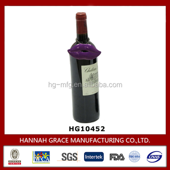 Wine Bottle Decorative Funky Metal Crafts