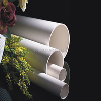 upvc pvcu plastic pipes for water drainage