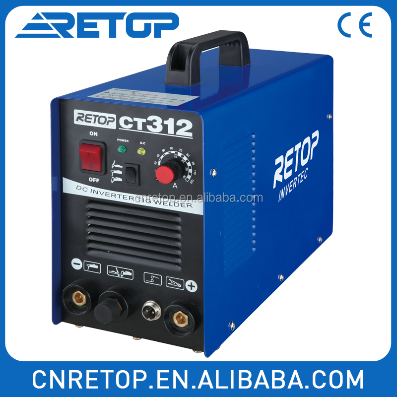 CT-312/CT416 Inverter MMA/TIG/CUT Multi-Function Wellder