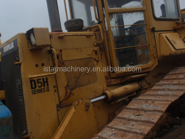 CATE D5H BULLDOZER USED SMALL DOZER FOR SALE
