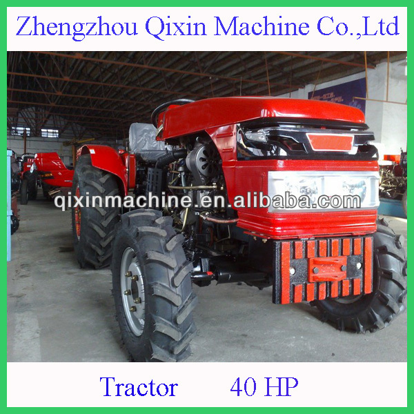 QIXIN 40HP 4WD Farm Tractors Price List(EPA 4, EEC, E-mark, OECD approved)