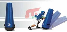stand up football agility dummy American football equipment