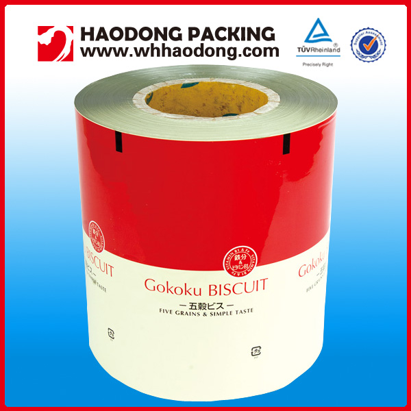PE Liquid Milk Packing Plastic Film
