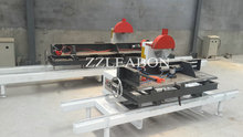 Wood logs Sliding Table Saw/ Used Sliding Table Panel Saw for Sale