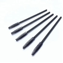 Disposable eyelash curler mascara wand one time use eyelash brush