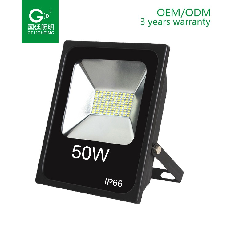 Hot sale Modern design economic lens reflector 10w 20w 30w IP66 security dmx rgb outdoor cob led flood light 50w