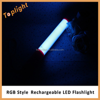 button battery operated led emergency portable tube light