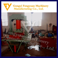 on sale Low cost! semi and fully automatic concrete brick making machine
