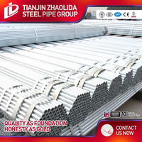 Alibaba best selling thin wall astm a369 hot dip galvanized iron pipe