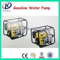 gasoline trash water pump gasoline engine driven hydraulic pump electric gasoline pump
