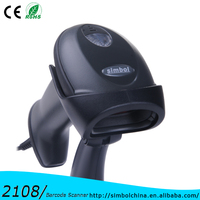 auto scanner barcode reader can read codes from mobile phone business card