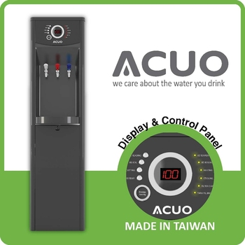 UO-1302AG Floor Standing Slim Fit Micro Computerized Water Dispenser