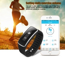 V5S Smartband <strong>Watches</strong> Call Reminder Pedometer Bluetooth <strong>Smart</strong> Bracelet OLED Sport <strong>Smart</strong> Wristband Fitness for Android IOS Phone