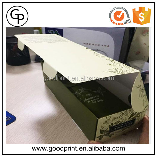 Luxury CustomPrinting Paper Olive Oil Packaging Gift Box