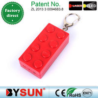 keychains wholesale building blocks (BS-048)