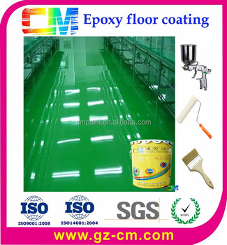 Waterborne Epoxy Floor Self-leveling Coating- floor coating