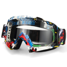 safety Flexible TPU frame ski goggle snowboarding gogges snow motorcycle goggle