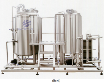 Diy Commercial beer system, 400l Restaurant Beer Brewing Machine, Small Brewery Equipment For Sale