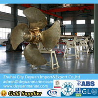 Marine Controllable Pitch Propeller With High Quality