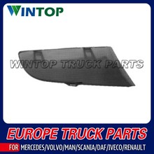 Truck body parts upper Grille for Scania 1466032RH