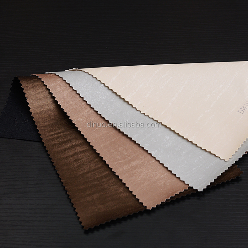 Artificial semi PU <strong>leather</strong> for seat made in china( 15%PU,35%PVC,50%POL)
